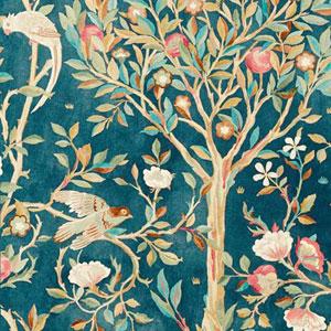Englische Jugendstil Luxus Tapeten und Stoffe Morris aus Berlin online kaufen